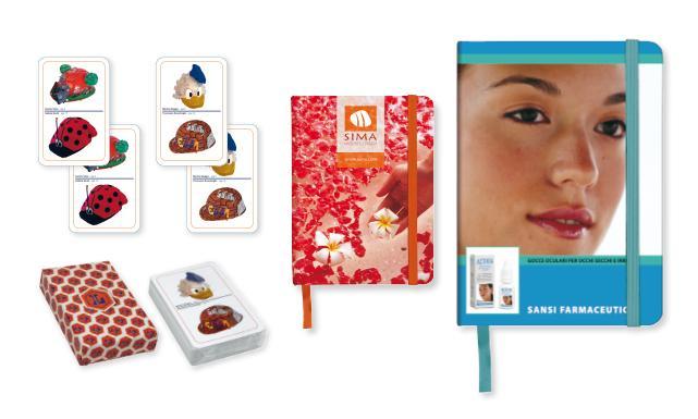 a490306133 Vendita articoli promozionali personalizzabili | Notes, Display ...