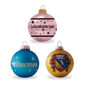 Stampa Foto Su Palline Di Natale.Palline Di Natale Personalizzate In Diversi Modelli E